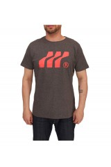 Boxfresh Lyncean T Shirt Charcoal