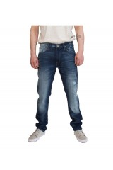 Lee Luke Ragged Blues Jeans