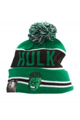 New Era The Jake Hulk Offiicial Bobble Beanie