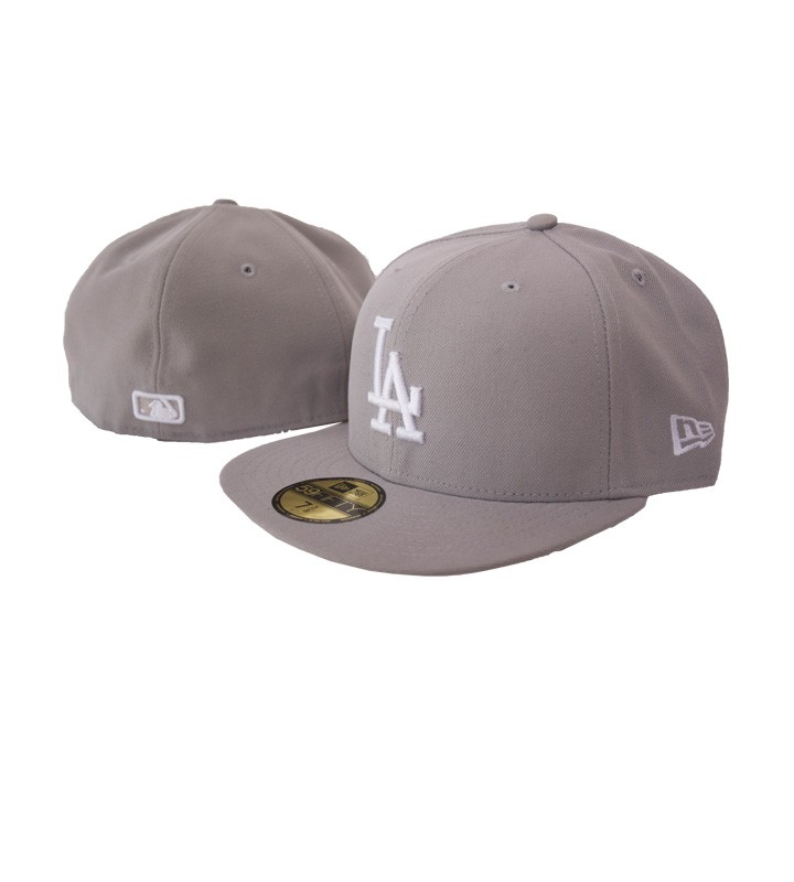 New Era L.A Dodgers Fitted 59FIFTY