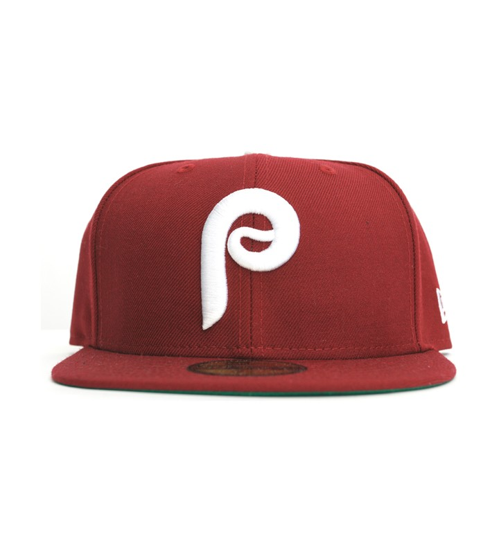 New Era Basic Phillies 59Fifty Fitted Cap