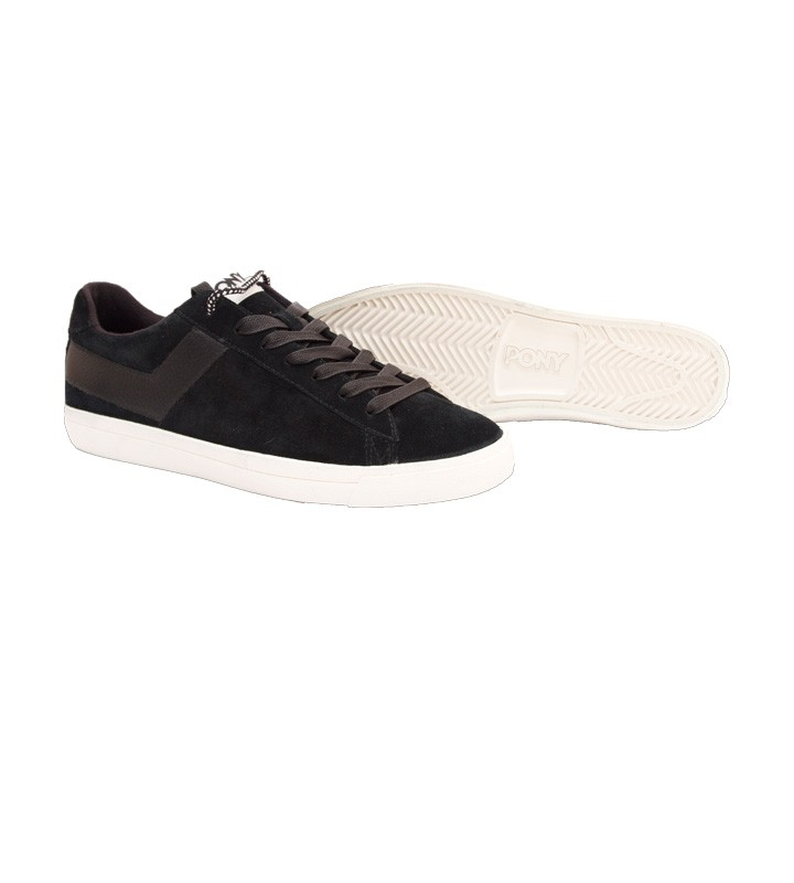 Pony Topstar Low Suede Ox Trainers