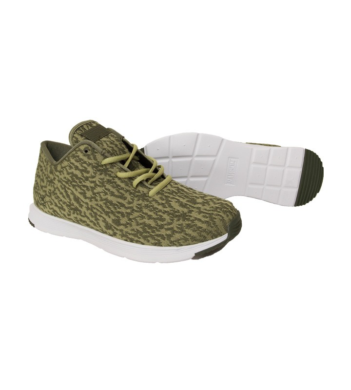 Ransom Field Lite Olive Drab Camo Trainers