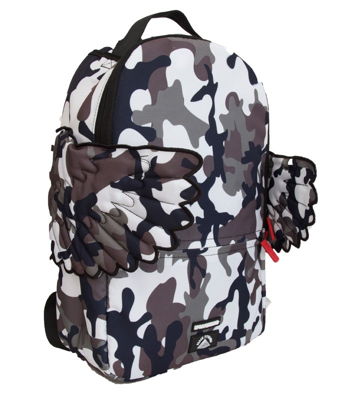 Black Pyramid Limited Edition Hunter Grey Camo - Sprayground