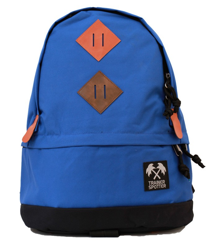 Trainerspotter Daypack Blue