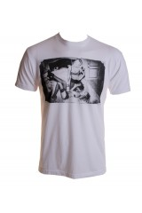 Kid Dangerous M83 Bedroom Mens White T-Shirt