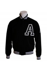 Addict Blue Varsity Tour Jacket