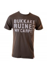 Yes No Maybe Bukkake T-Shirt Olive