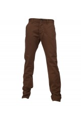 Dr Denim Donk Brown Chino