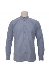 Dr Denim Oskar Light Blue Shirt