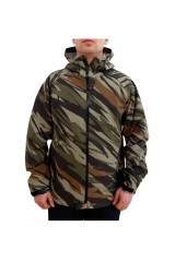 Addict Halo Waterproof Camo Style Jacket