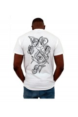 AONO Illuminate White T-Shirt