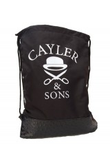Cayler & Sons Budz&Stripes Gym Bag