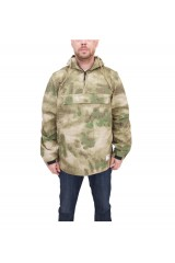 Crooks & Castles Men's Woven Jacket-Les Voleurs Anorak