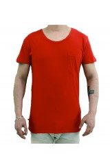 Dr Denim Joey Red T-Shirt
