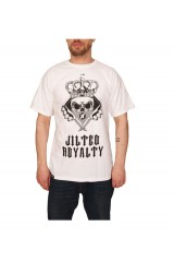 Jilted Royalty Skull Daggery T Shirt