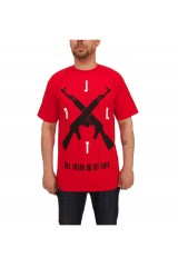 Jilted Royalty Till Death T Shirt Red