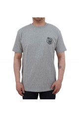 Known Mr K. Print Grey T-Shirt