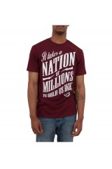 Known Nation Burgundy T-Shirt