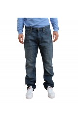 Lee Blake Regular Fit  Worn Wash Jeans