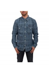 Lee - 2 Pocket Shirt - Check Chambray