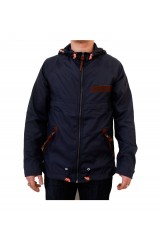 Marshall Artist Navy Windcheater Jacket