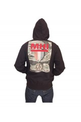 MHI ZIP Hooded Sweat Jumper Medal Of Honour