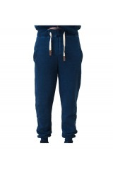 Native Youth Mens Indigo Blue Jogger Pants