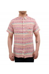 Native Youth Woven Aztec Shirt