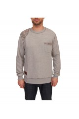 Pendleton Gun Patch Sweatshirt