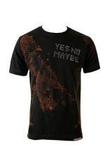 Yes No Maybe Street Glam T Shirt