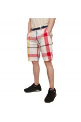 Supremebeing Vault Bare Check Shorts