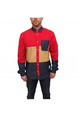 Suprembeing Billet shirt Red