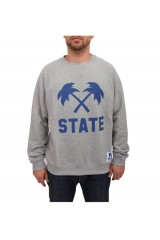 Trainerspotter Palm State Crew Grey