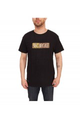 Two Angle Wanibox T Shirt Black