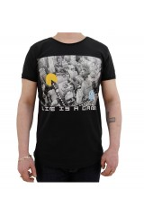 Two Angle Cityman Black T-Shirt
