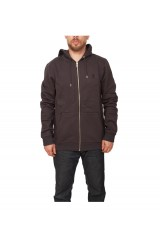 WeSC Raffe Zip Hood Sweat Jumper