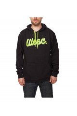 WeSC Flow Script Hooded Sweat Jumper