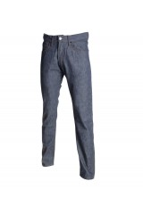 Trainerspotter Tapered Bottom Mens Blue Jeans
