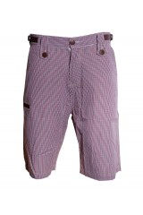 Marshall Artist Tailored Red Shorts