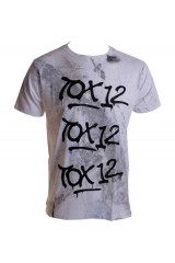 Yes No Maybe Tox White T-Shirt