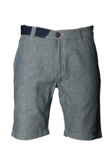 Boxfresh Danton Chambray Tailored Shorts