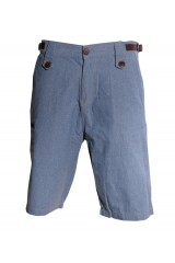 Marshall Artist Tailored Blue Shorts