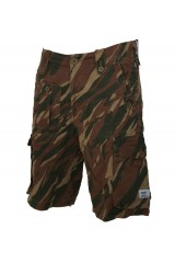 Addict 8th Khaki Camo Cargo Shorts