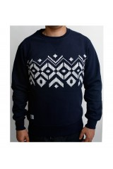 Addict Alpine 2 Navy Jumper