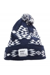 Addict Arrow Beanie Peacoat