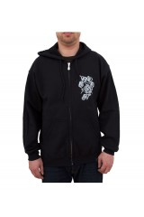 AONO Illuminate Zip Hooded Top