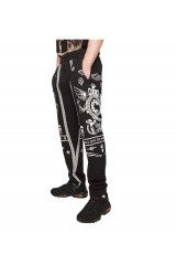 Crooks & Castle Black Order Sweatpants Black