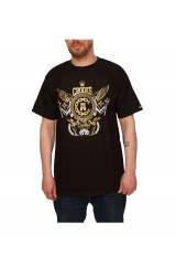 Crooks & Castle High Society T Shirt