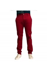 Dr Denim Donk Red Chino